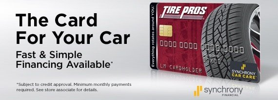 Financing Available at Lichtenberg Tire Pros in Neligh, NE