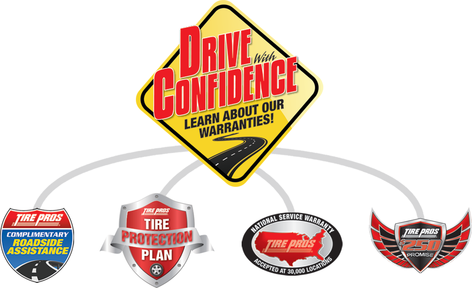 Tire Pros Drive With Confidence Guarantee at Lichtenberg Tire Pros in Neligh, NE